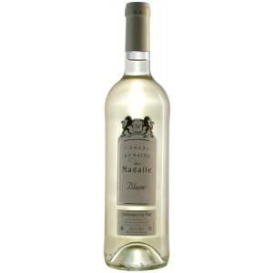 vin blanc domaine des madelles