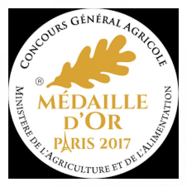 medaille d'or paris