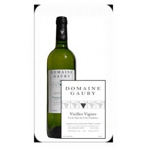 Vieilles vignes blanc domaine gauby