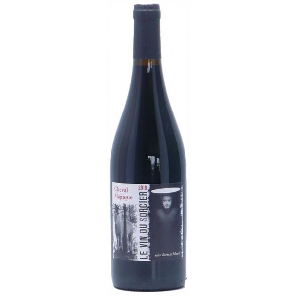 Le vin du Sorcier-Borie de Maurel