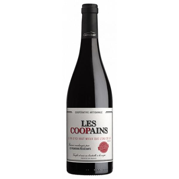 Les Coopains Rouge 2018