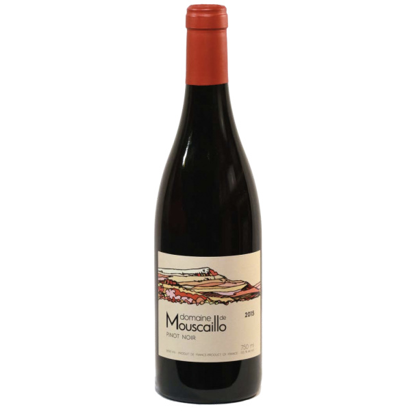 Pinot noir - mouscaillo