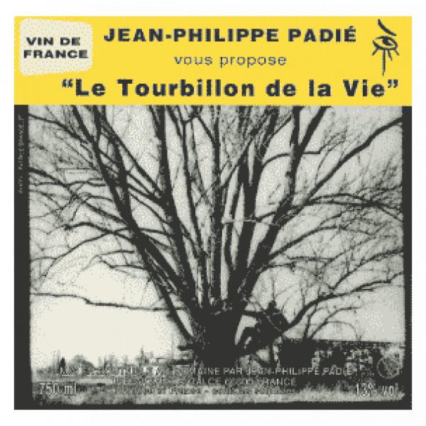 Le Tourbillon de la Vie blanc-Domaine Padié